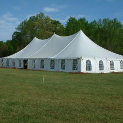 Peg and Pole Tents Supplier