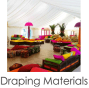 Draping Material for Sale