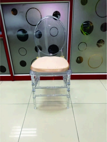 Louis Ghost Chairs for Sale Durban
