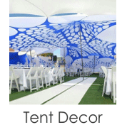 Tent Decor for Sale
