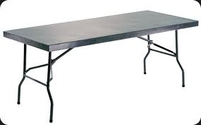 Plastic Rectangular Table