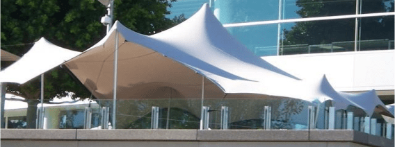 Stretch Tents by Boss Tents